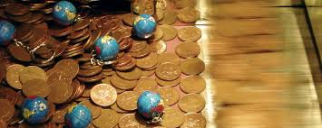 money makes the world go round | Peter-Ashley Jackson | Flickr